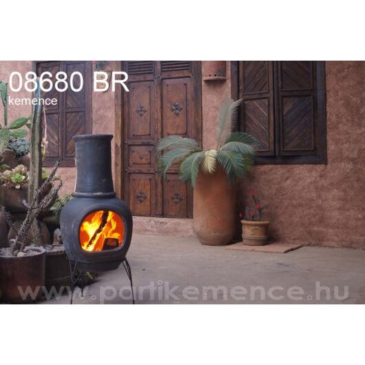 8680 BR kemence (szín: barna)